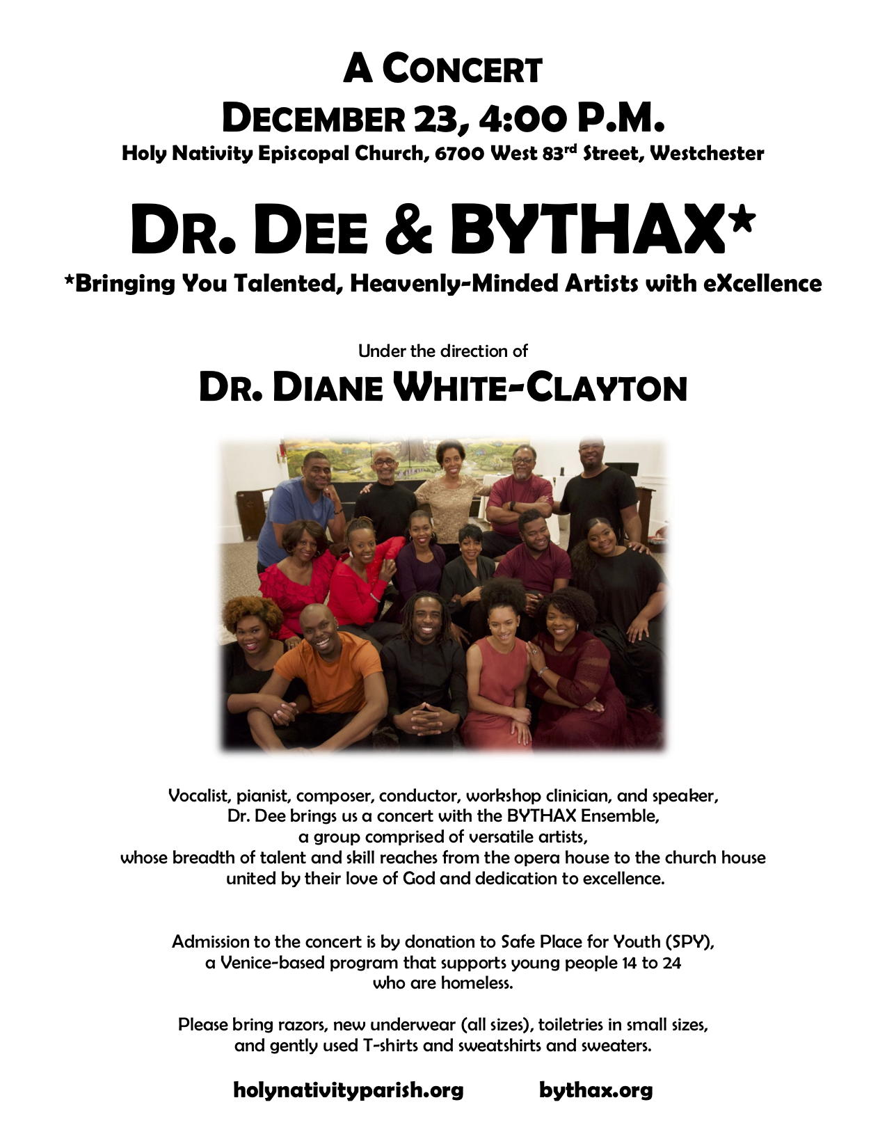 Dr. Dee and BYTHAX
