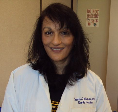 Soup and Spirituality 4/5: Dr. Sophia Momand